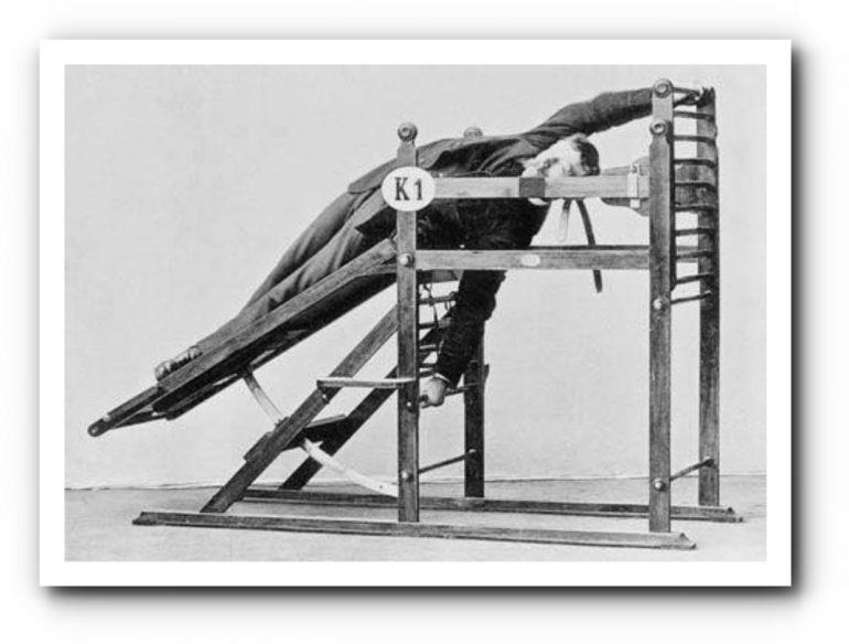 История медицины — Механотерапия 1